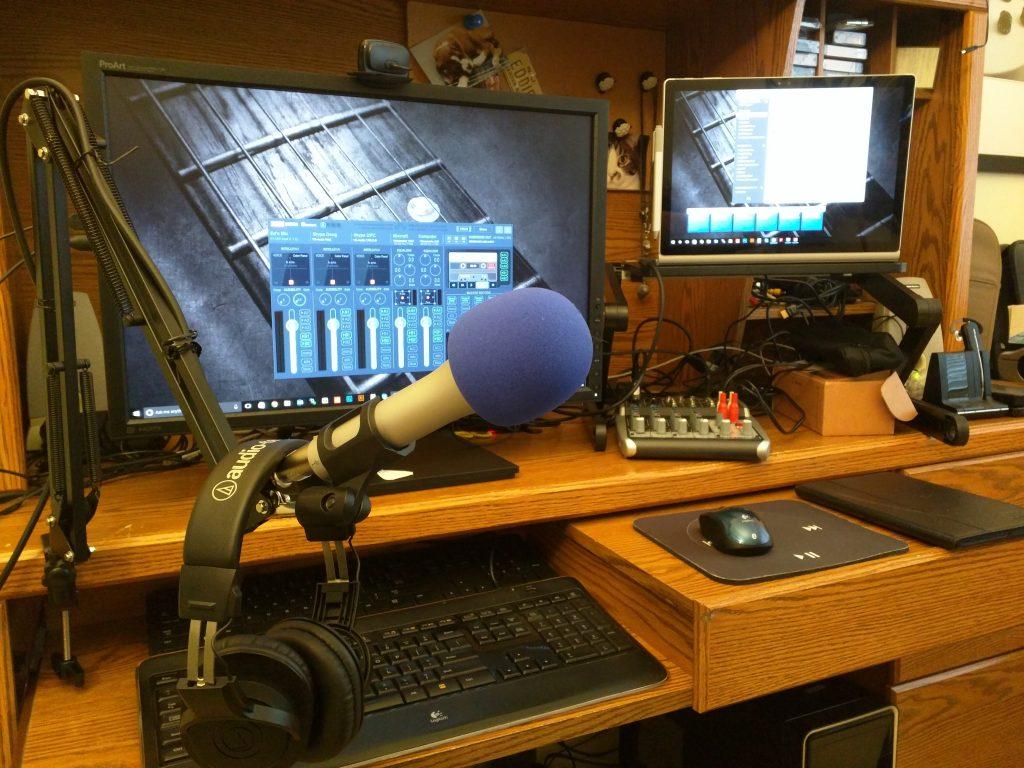 Unhinged Recording Studio